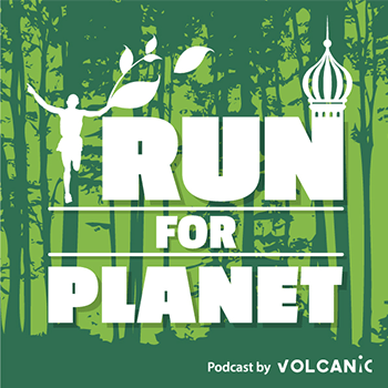 Podcast run for planet Volcanic agence evenementielle paris